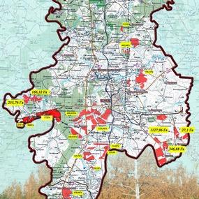 Земля сельхозназначения в Тульской области